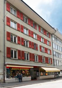 Genfergasse 8, Bern